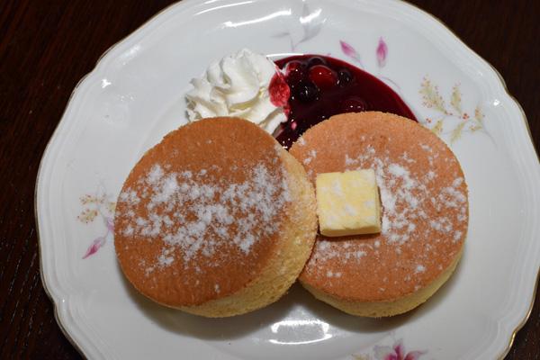 スプレパンケーキ(2枚)